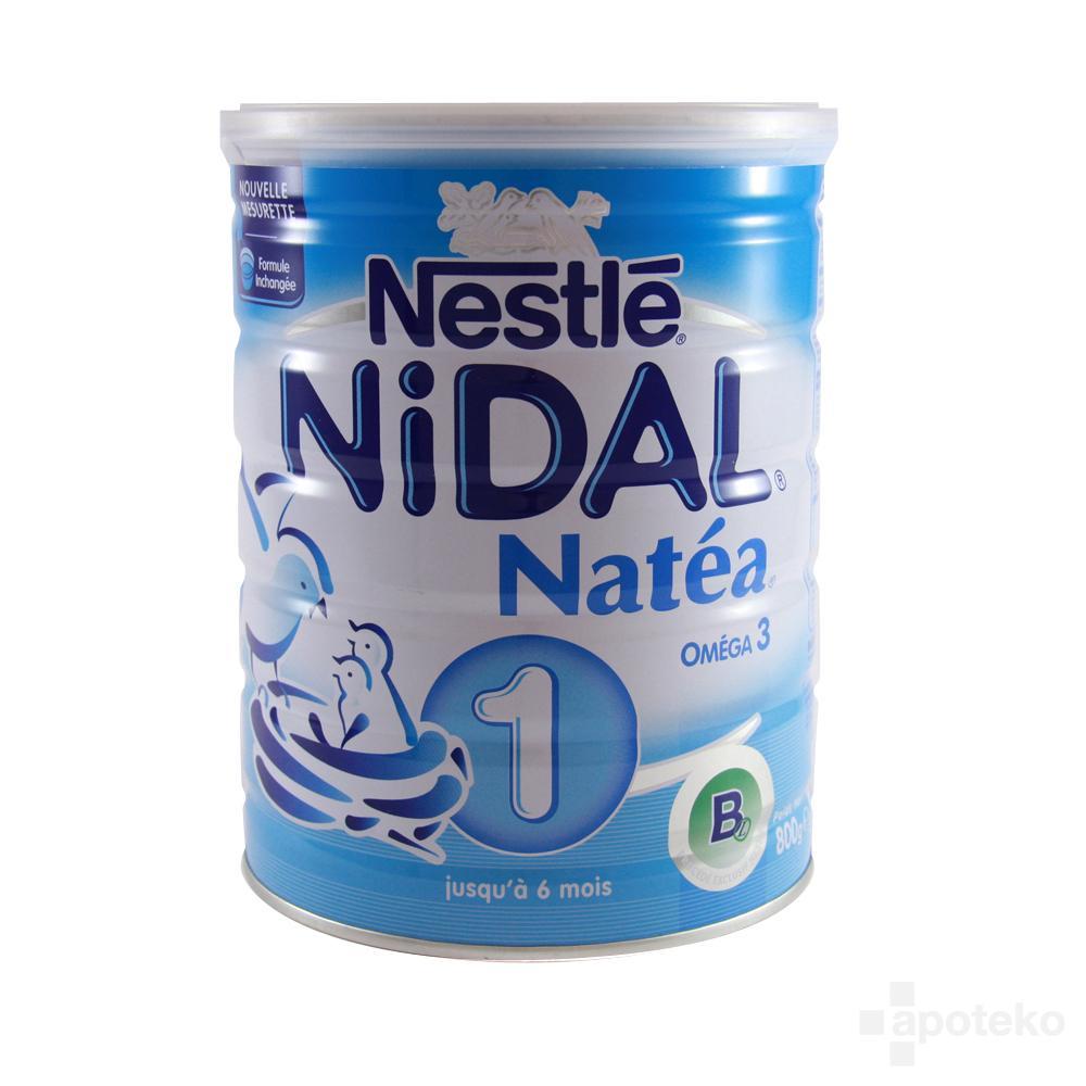 meilleur lait infantile